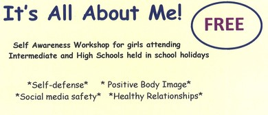 """""""it's All About Me"""" Programme for Young Women"""