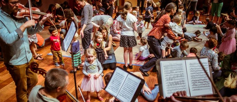 Spring Interactive Concert for Children