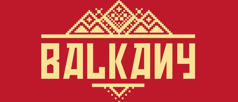Balkany: Seven-piece gypsy fiesta!