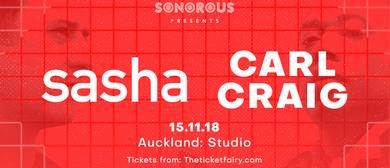 Sonorous - Sasha & Carl Craig