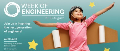 Week of Engineering - Open Day!