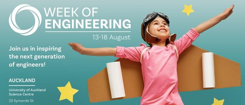Week of Engineering - Open Day!