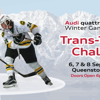 Audi Quattro Winter Games Ice Hockey Trans-Tasman Challenge
