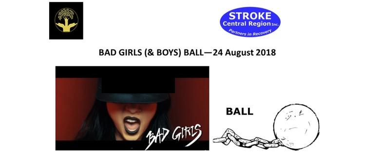 Bad Girls (& Boys) Ball