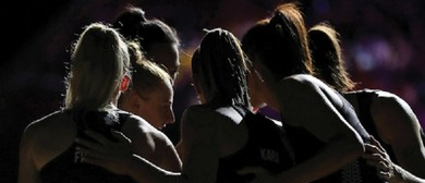 Constellation Cup: Silver Ferns vs Australian Diamonds