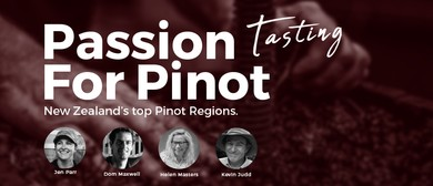 Passion for Pinot Tasting