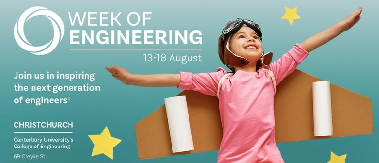 Week of Engineering - Open Day