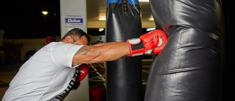 Boxing with Martin Degnan's Gym