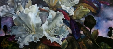 A Bouquet of Paintings: Flower Paintings by Mary Mulholland