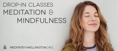 After-Work Classes: Meditation & Mindfulness