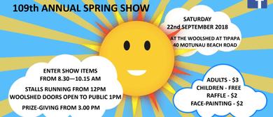 Scargill Flower Show