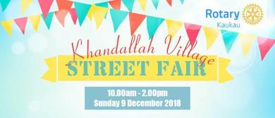 Khandallah Village Street Fair