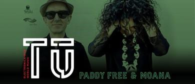 tū - Paddy Free & Moana