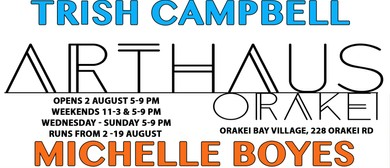 Trish Campbell and Michelle Boyes: Light Retrospective