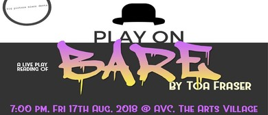 Play On: Bare by Toa Fraser