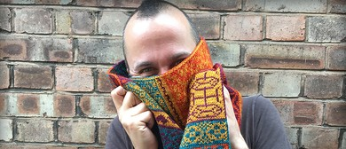 Double Knit in Public with Nathan Taylor the Sockmatician