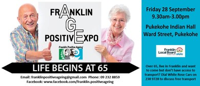 Franklin Positive Ageing Expo 2018