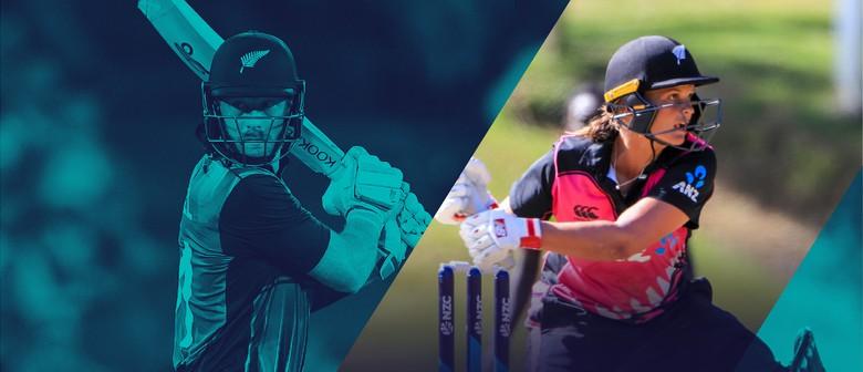Blackcaps v India - 1st ODI