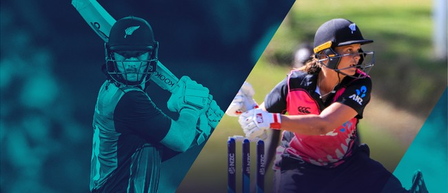 Blackcaps v India - 5th ODI