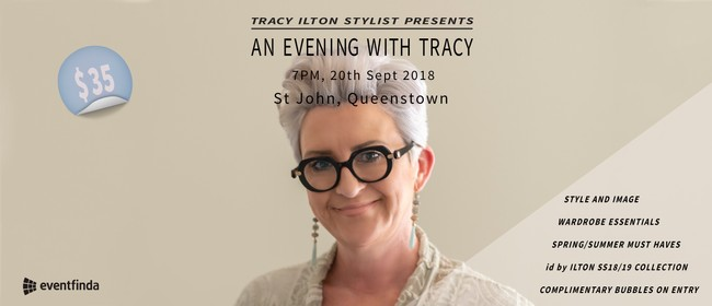 An Evening with Tracy