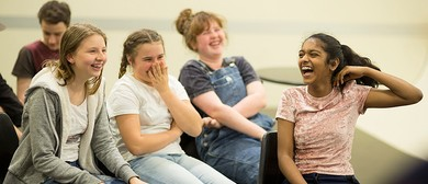 October Holiday Programme: Comedy & Improvisation 8-13 Years