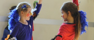 October Holiday Programme: Spring Into Action 5-7 Years