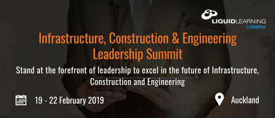 Infrastructure, Construction & Engineering Leadership Summit