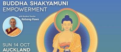 Buddha Shakyamuni Empowerment