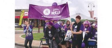 Alzheimer Memory Walk