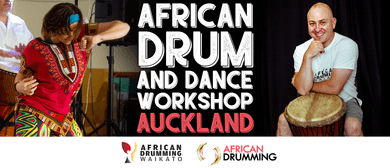 Full Day African Drum and Dance Workshop