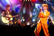 Image for event: David Brighton's Space Oddity - David Bowie Tribute Show