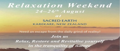 Sacred Earth Relaxation Weekend