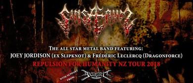 Sinsaenum NZ Tour 2018