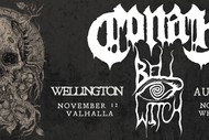 Image for event: Conan and Bell Witch - NZ Tour