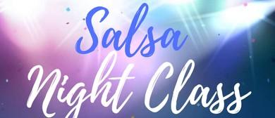 Salsa Night Class
