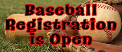 Canterbury Baseball Registration and Have-a-Go Day
