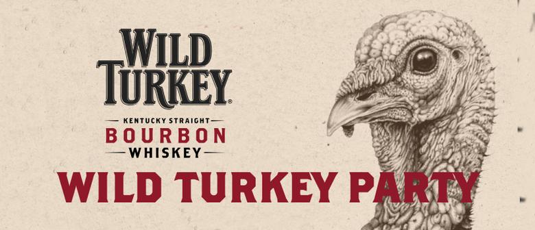 Wild Turkey Winter Party