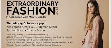 Extraordinary Fashion 2018