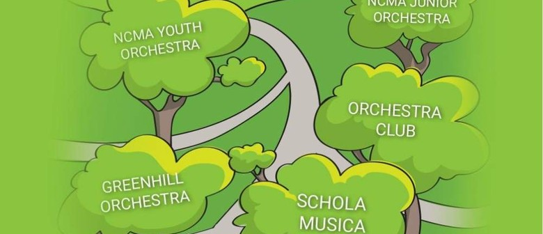 NCMA Orchestral Pathways Concert
