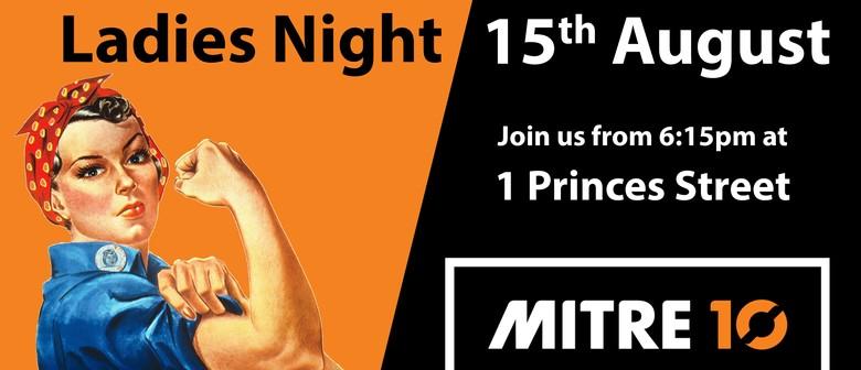 Ladies Night - Mitre 10