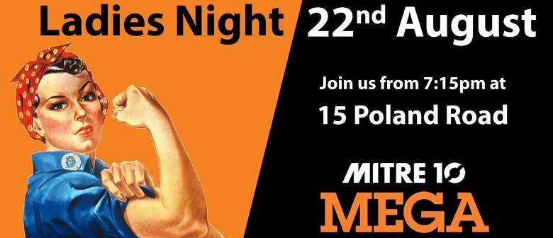 Ladies Night - Mitre 10 MEGA