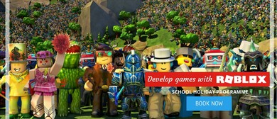 Develop Games With Roblox - Scratchpad Holiday Programmes