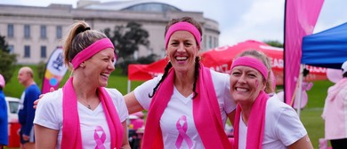 The Pink Star Walk 2018