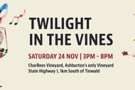 Image for event: Twilight In the Vines