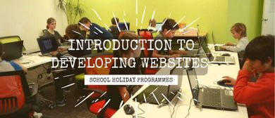 Introduction to Developing Websites: Holiday Programme
