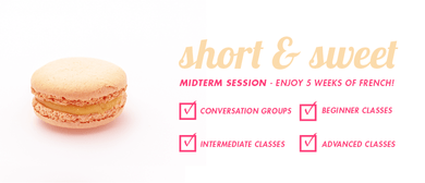 Short and Sweet French Courses