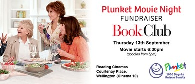 Book Club Movie Night Fundraiser for Plunket