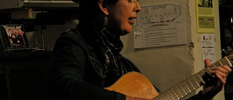 Brenda Liddiard @ Thames Acoustic Music Club
