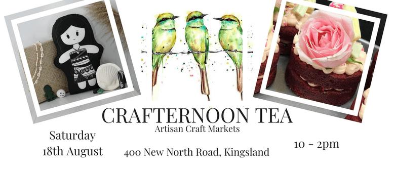Crafternoon-Tea