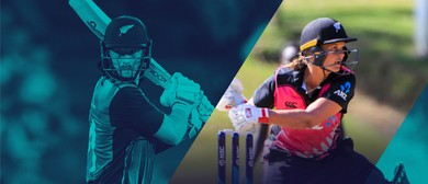 Blackcaps & White Ferns v India - 2nd T20